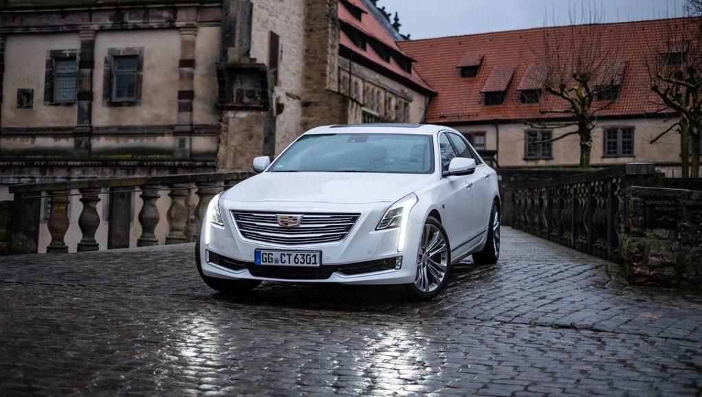 Cadillac CT6 3.0 TT.