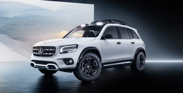Concept Car Mercedes-Benz GLB.