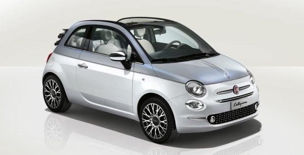 Fiat 500C Collezione: Für die Reise in den Sommer