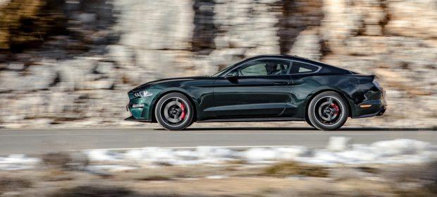 Ford Mustang macht zum Geburtstag gute Zahlen