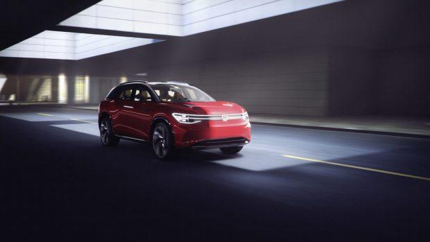 Volkswagen ID. Roomzz kommt 2021 vollelektrisch