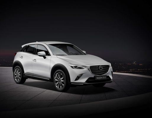 """Mazda CX-3 und CX-5 sagen """"Kangei"""""""