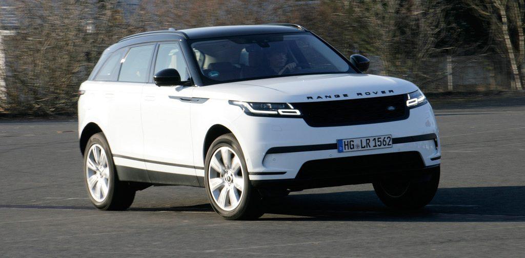 Range Rover Velar D240 SE.