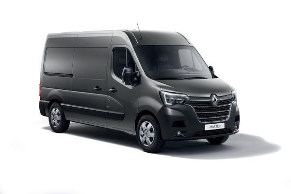 Renault frischt seine Transporter auf