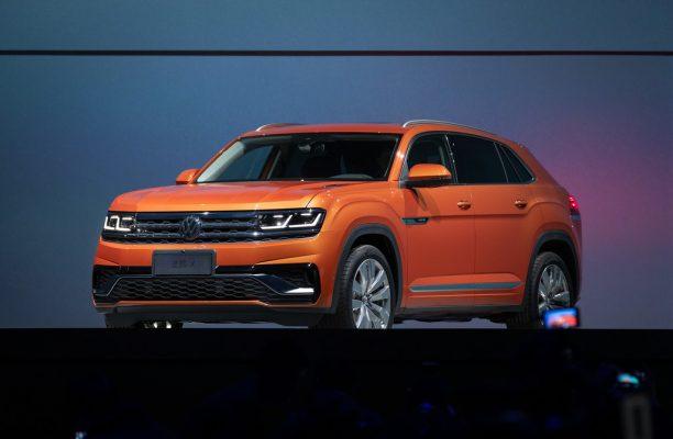 Volkswagen mit einem Dutzend SUV in China