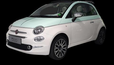 Fiat 500C Collezione.