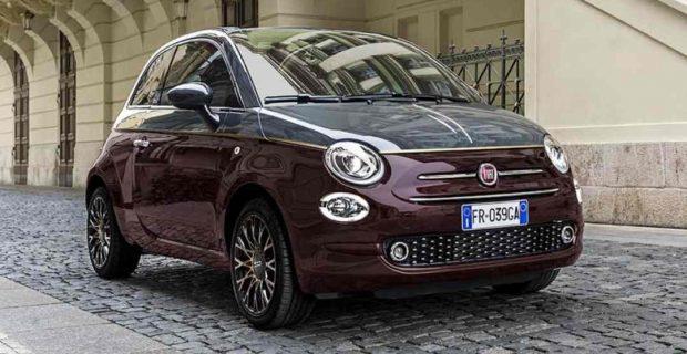 Fiat 500 Collezione.