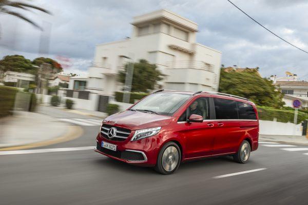 Mercedes V-Klasse: Mehr geht immer