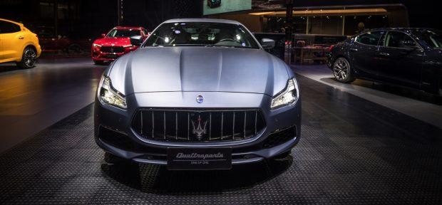 Maserati Quattroporte als Einzelstück