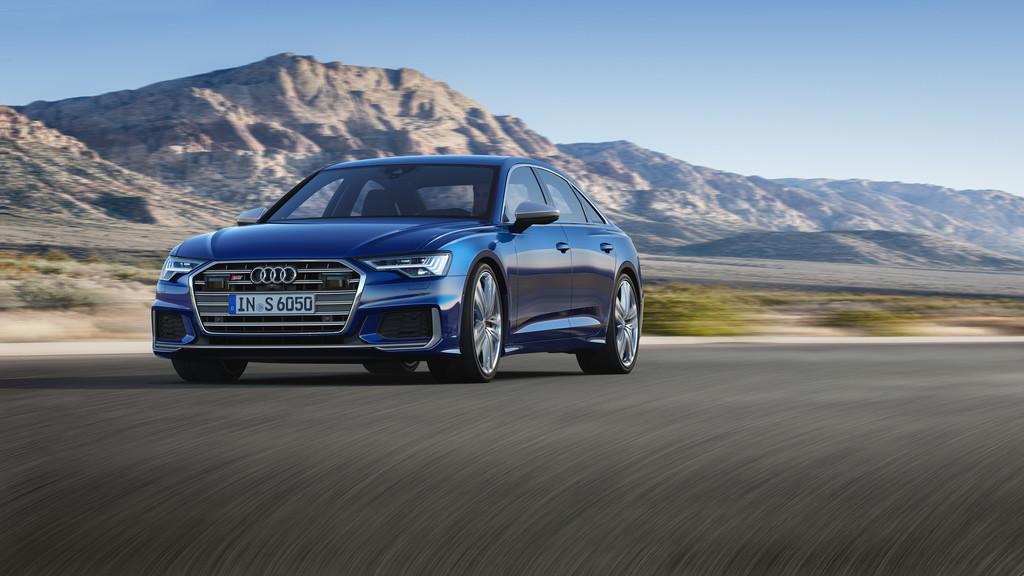 Audi S6 TDI.