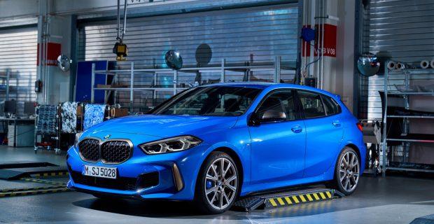 Vorstellung BMW 1er: Alle Kraft nach vorne