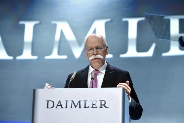 Daimler-Hauptversammlung: Die Ära Zetsche endet
