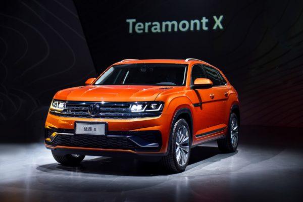 Dänischer Sound für China: Dynaudio beschallt den VW Teramont X