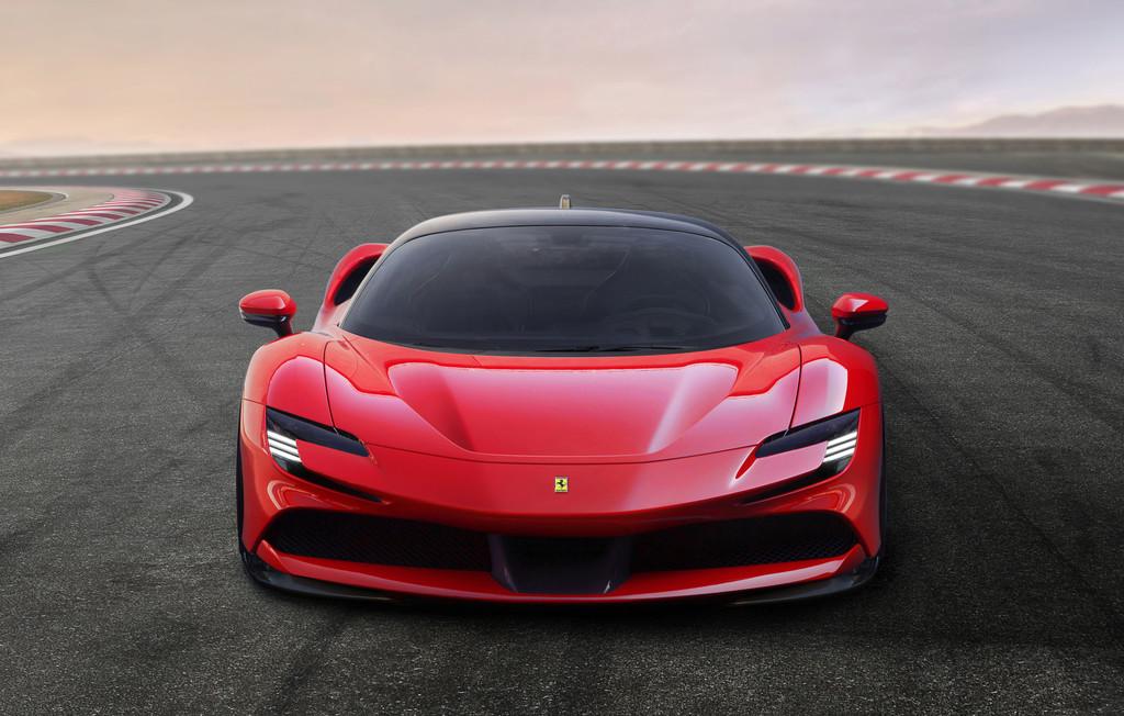 Ferrari SF 90 Stradale.