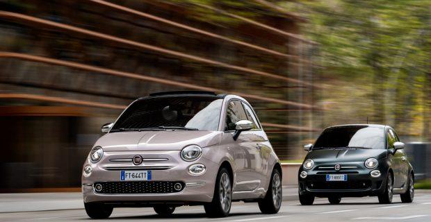 Fiat 500 bekommt zwei neue Ausstattungslinien