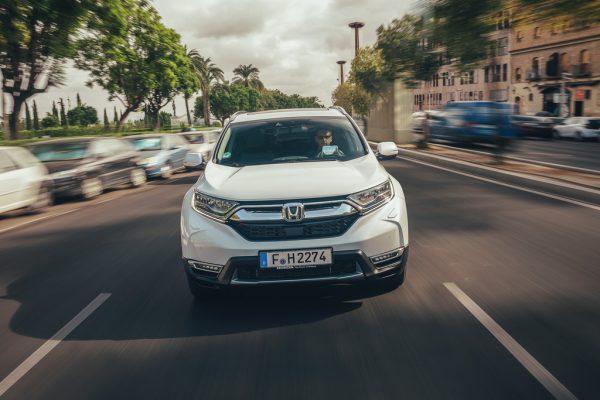 Zwei neue SUV von Honda