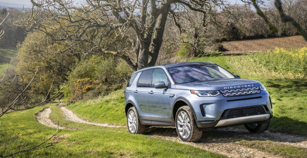 Land Rover Discovery Sport umfassend überarbeitet