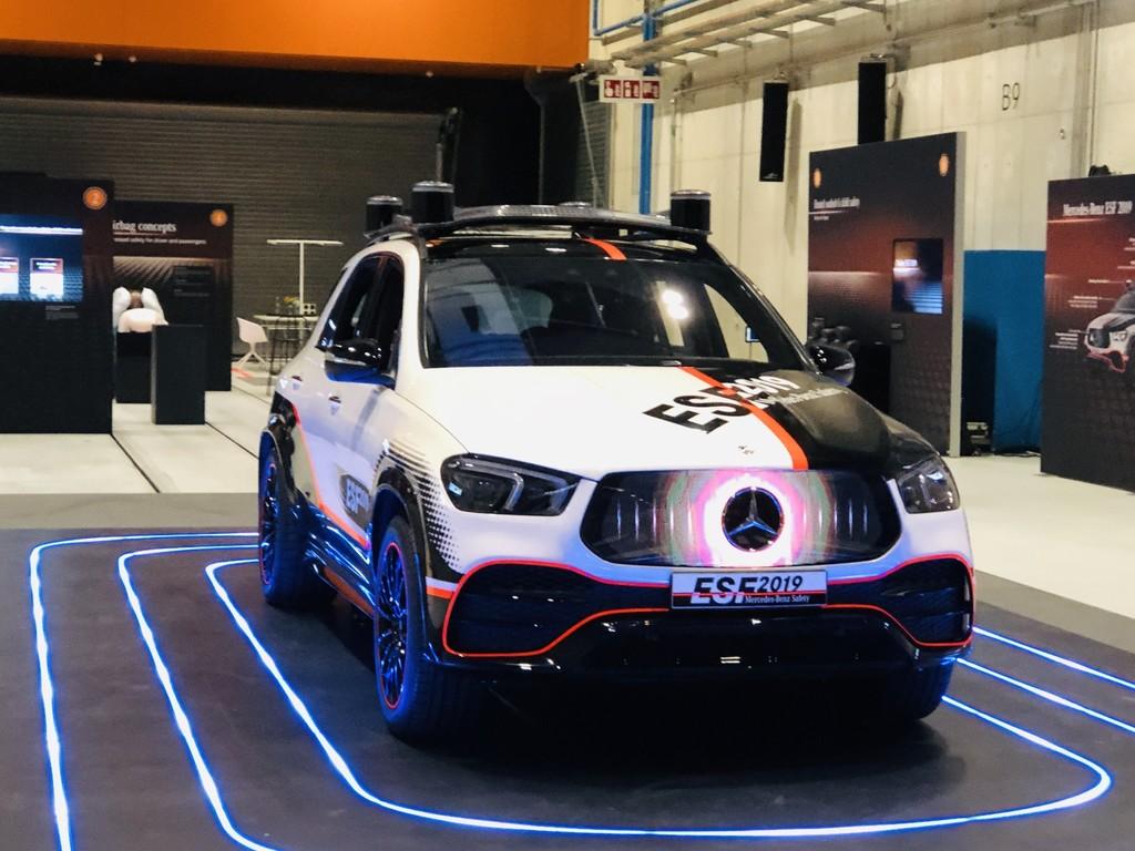 Mercedes-Benz ESF 2019.