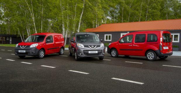 Nissans neuer Kastenwagen startet im September