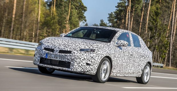 Abnahmefahrt Opel Corsa: Das Hornbacher Schießen