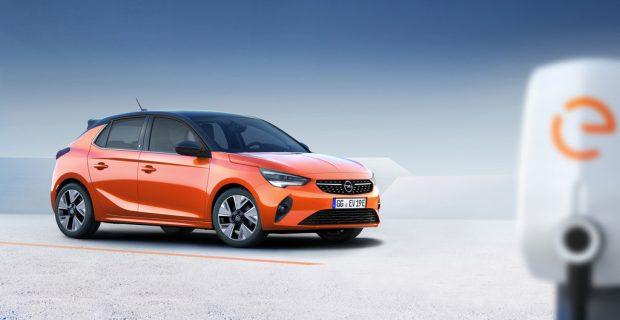 Der Opel Corsa fährt ins Elektrozeitalter