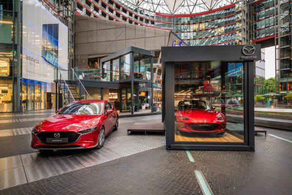 Mazda neu erleben