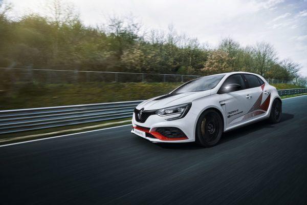 Renault Mégane R.S. Trophy-R fährt Rundenrekord