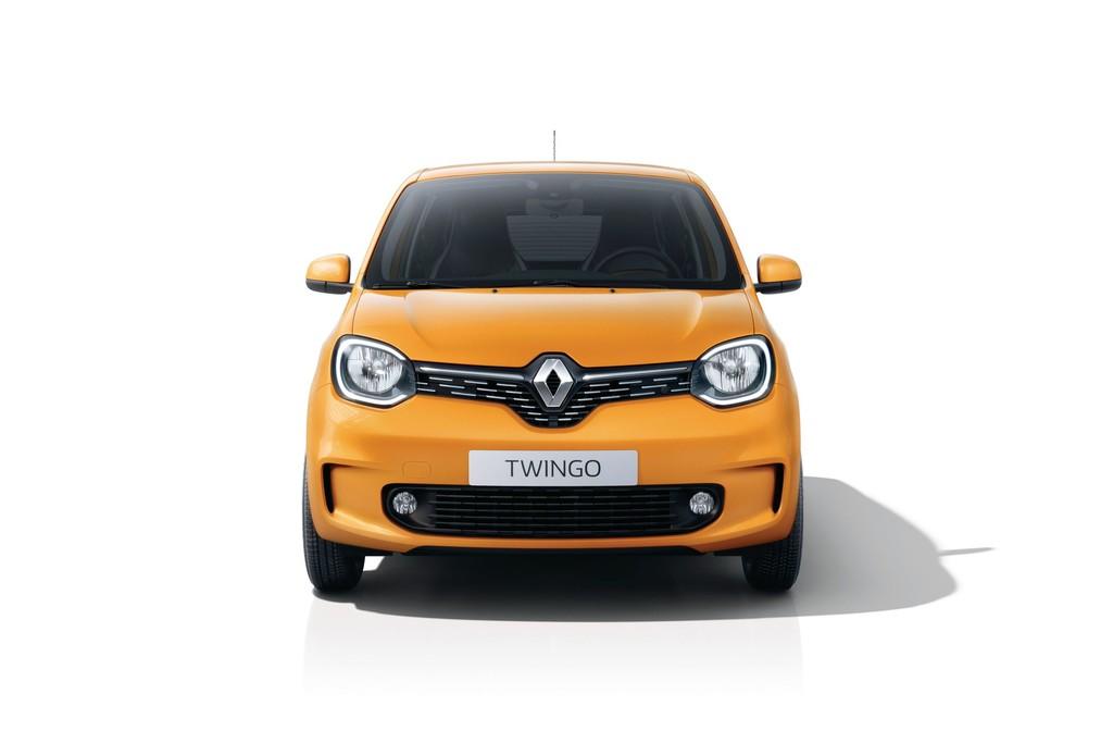 Renault Twingo.