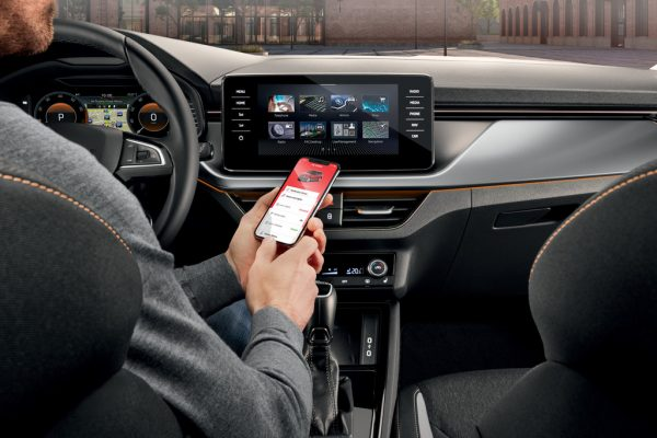 Skoda spendiert der Connect-App ein Update