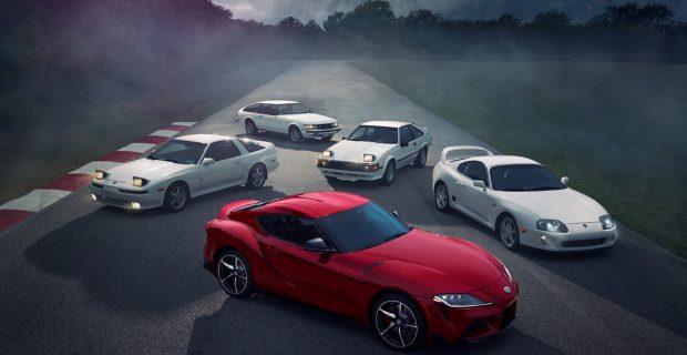 Toyota Collection zelebriert den Supra