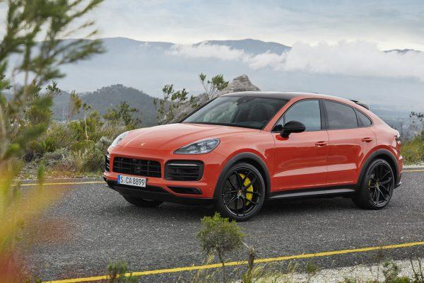 Porsche Cayenne Coupé: Mehr als nur schick