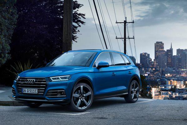 Audi Q5 55 TFSI e: Startklar ab 60.450 Euro