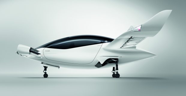 Lilium Jet: Elektro-Flugtaxi hebt ab