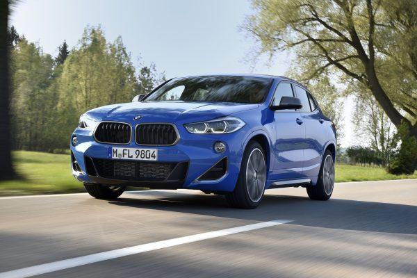 M35i: Spitzenmodell der BMW X2-Baureihe