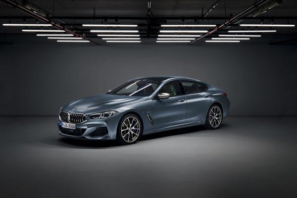 BMW 8er Gran Coupé.