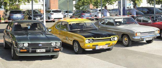 50 Jahre Ford Capri: Der deutsche Mustang