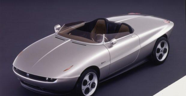 Fiat zeigt drei Konzeptfahrzeuge aus den 90er Jahren