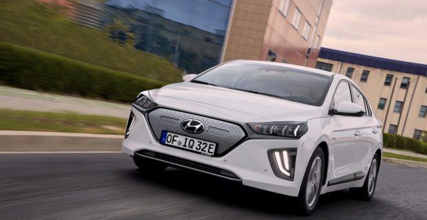 Hyundai verhilft dem Ioniq Elektro zu mehr Reichweite