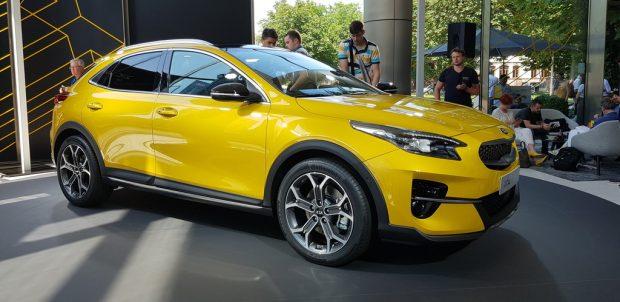 Vorstellung Kia X-Ceed: Ein bisschen SUV darf's schon sein