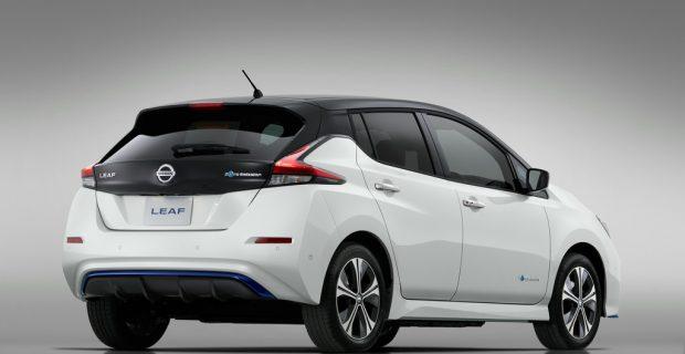 Nissan Leaf kommt mit einer Extraportion Power