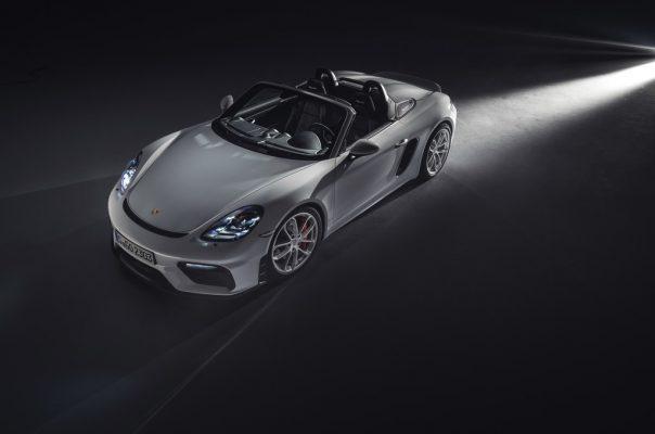 Porsche 718 bekommt offen und geschlossen 420 PS