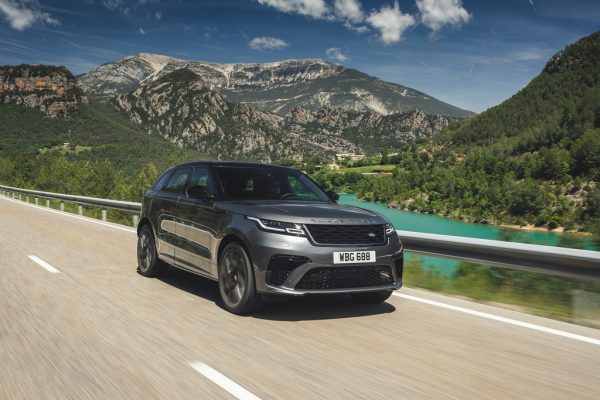 Range Rover Velar SV Autobiography Dynamic Edition.