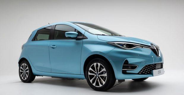 Renault Zoe macht weiteren Sprung nach vorne