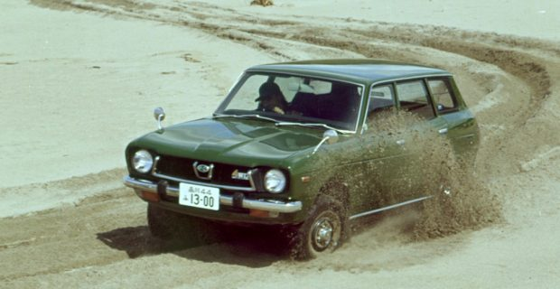 Rückblick: Als Subaru mit dem Leone nach Europa kam