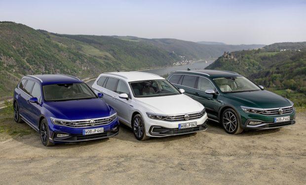 Vorstellung VW Passat: Elektrifiziert, automatisiert und voll vernetzt