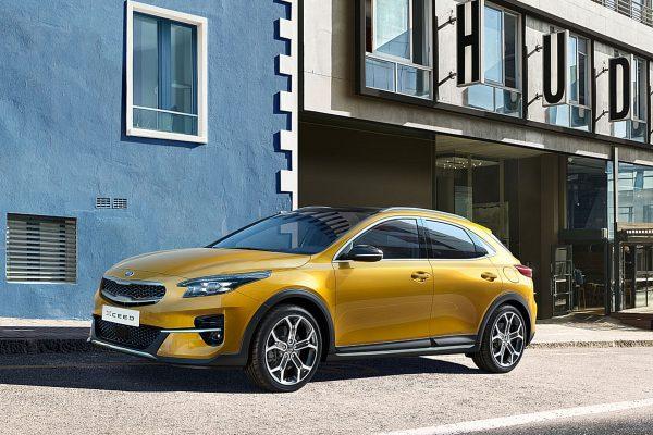 Der Kia XCeed erweitert ab Herbst die Kompakt-Familie des koreanischen Herstellers.