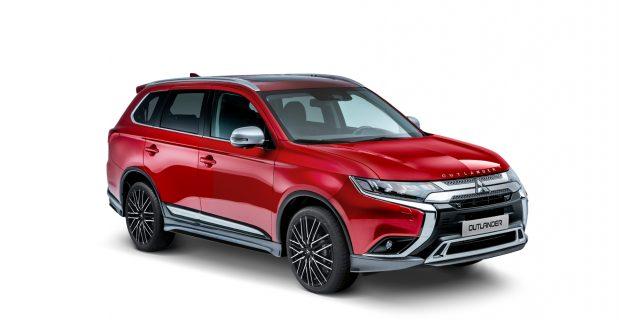Mitsubishi: Liebe geht durch den Wagen
