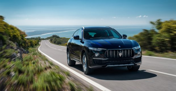 Maserati Levante SQ4: Blickfang und Ohrenschmaus