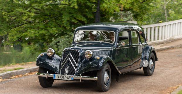 Mit Citroen durch die Auto-Geschichte
