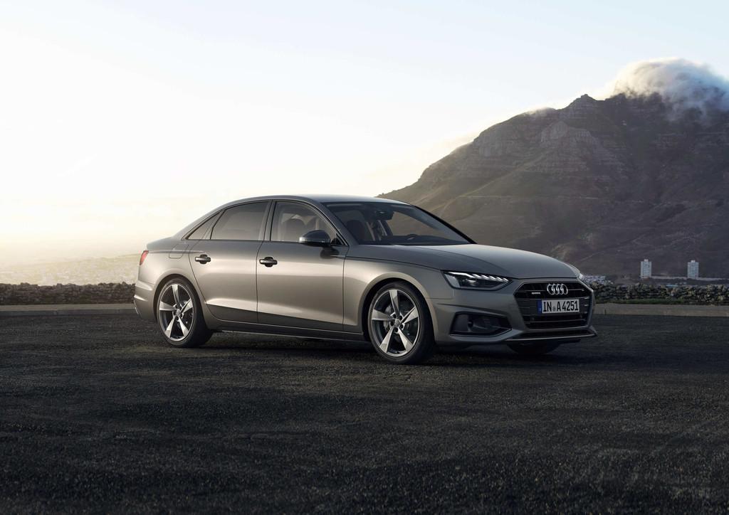Audi A4 Limousine.